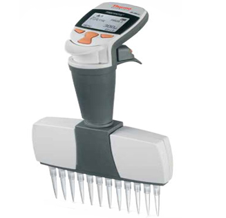 Multi Channel Electronic Pipetter